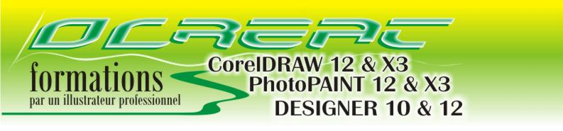 Corel Draw, Designer